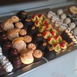 Mini zákusky, mini dorty