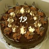 dort čokoládový
