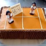 dort tenisový kurt