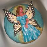 dort víla s křídly