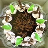 čokoládový dort 3