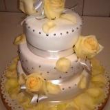 3patrový dort