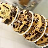 5patrový dort